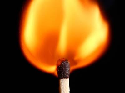 Ild skaber hygge